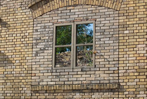 Brick, Wall, Stone, Old, Architecture, Old Building