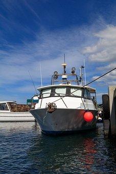 Sea, Water, Transportation System, Ship, Boat