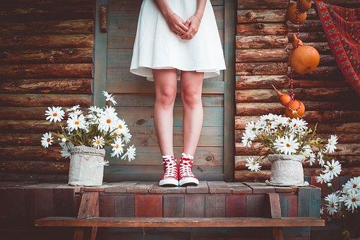 Wedding, House, People, Room, Flower, Inside, Wood