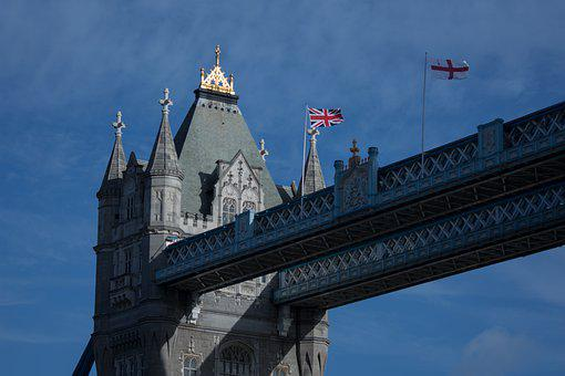 Architecture, Travel, Sky, City, Bridge, London