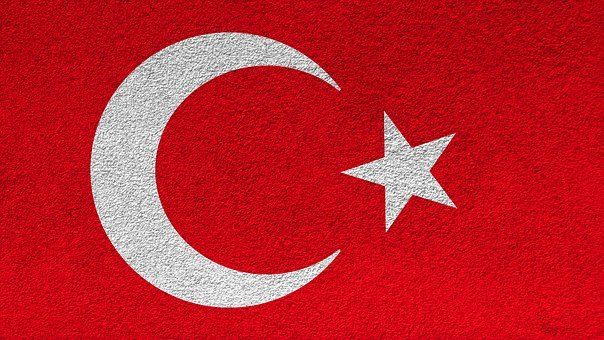 Wallpaper, Symbol, Figure, White, Background, Turkey