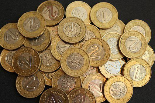 Currency, Finance, Coins, Money Making, Cash