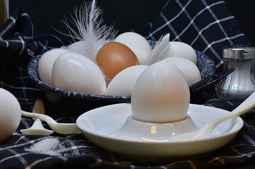 Breakfast, Egg, Food, Easter, Cook, Yolk, Eat, Fried