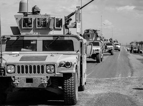 Vehicle, Transportation System, War, Military, Car