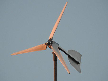 Wind, Power, Turbine, Windmill, Electricity