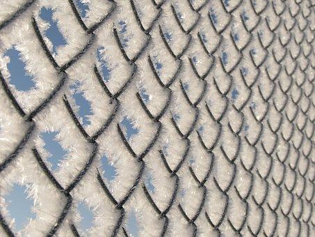 Pattern, Texture, Background, Rau, Frost, Winter, Snow