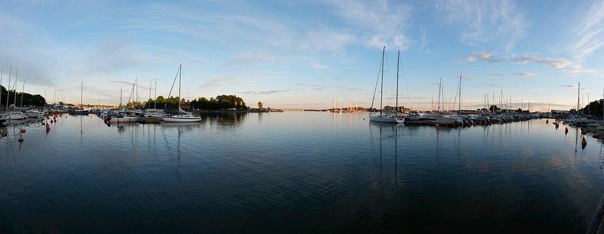 Helsinki, Summer, Finland, Scandinavia, Finnish