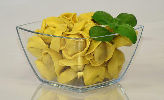 Noodles, Tortellini, Pasta, Carbohydrates, Lunch, Italy