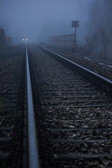 Transport, Road, Outdoors, Travel, Train, Rails