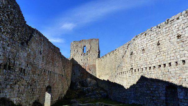 Architecture, Travel, Fortress, Tourism, Fortification