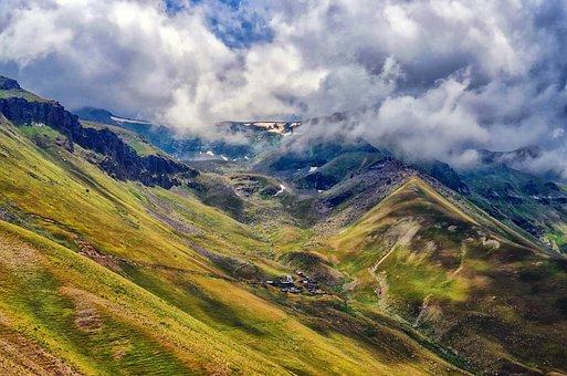 Urkey To, Nature, Landscape, Kaçkars, Natural Turkey