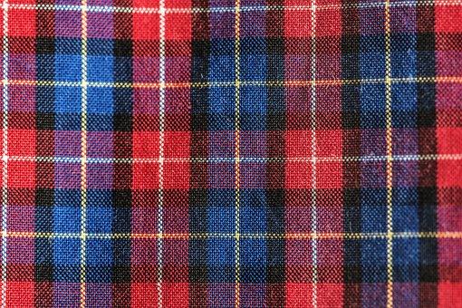 Plaid, Textile, Kilt, Celtic, Cotton, Attractive
