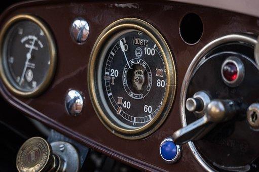 Dashboard, Auto, Vehicle, Speedo, Drive, Instrument