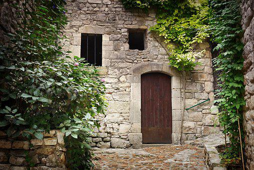 Old, Architecture, Wall, Stone, Home, Building, Window