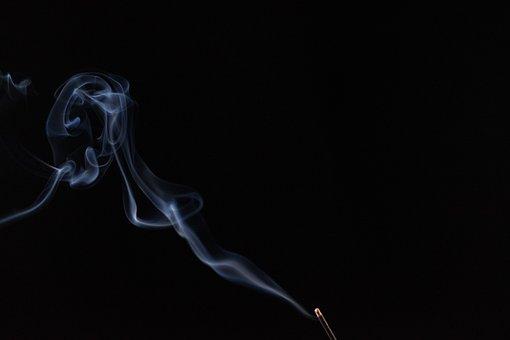 Desktop, Abstract, Art, Insubstantial, Dark, Smoke