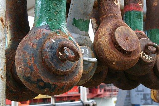 Old, Industry, Retro, Rusty, Equipment, Heavy