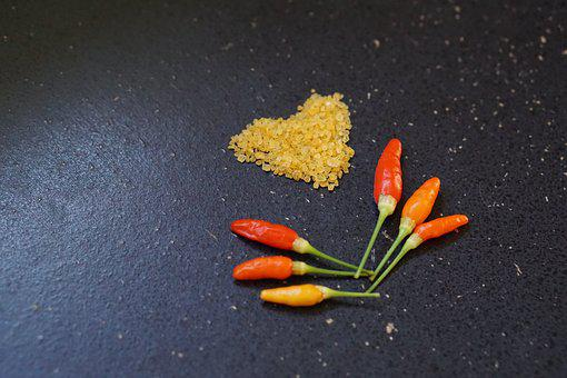 Food, Cooking, Vegetable, Grow, Spice, Peppers
