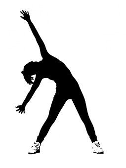 Woman, Girl, Female, Lady, Exercising, Exercise