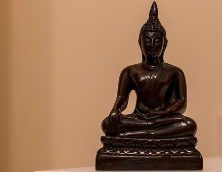 Buddha, Meditation, Sculpture, Statue, Ancient, Antique