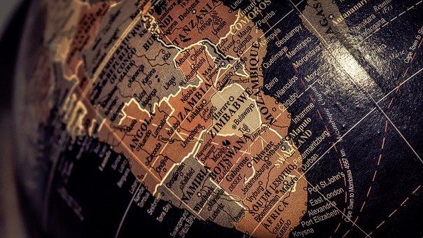 Globe, Africa, Earth, Sphere