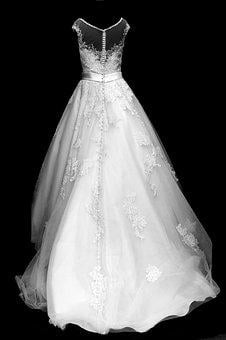 Fashion, Elegant, Dress, Wedding, Bride, Style, Gown