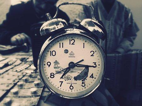 Clock, Deadline, Wake Up-morning, Minute, Reveil, Time