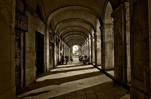 Architecture, Arch, Building, City, Design, Old