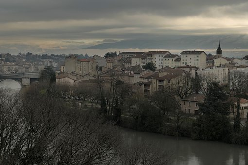 Panoramic, Architecture, City, Outdoor, Travel