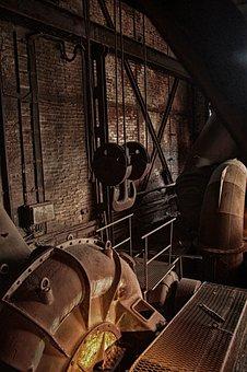 Völklingen, Industry, Rusty, Leave, Steel