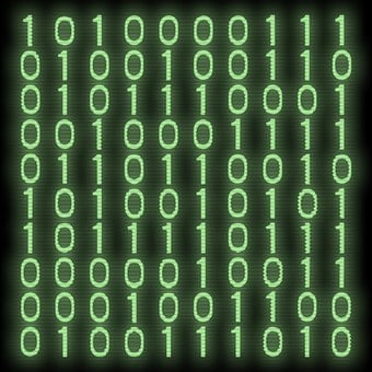 Binary, 1, 0, Computer, Code, Zero, Data, Digital