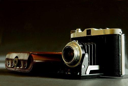 Old, Lens, Antique, Camera, Analog, Technology