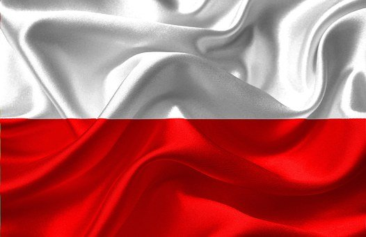 Flag, Poland, Nation, Free Image, Background Image