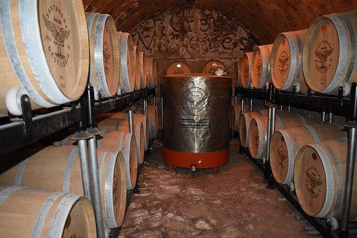 Barrel, Basement, Barrels Of Tequila