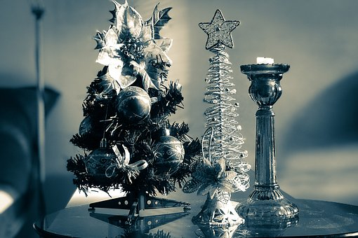 New Year's Eve, Christmas Decor, Christmas Decoration