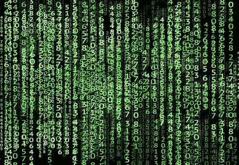 Matrix, Technology, Tech, Data, Digital, Network