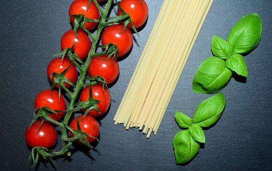 Italy, Italian Cuisine, Flag, Italian Flag, Red, White