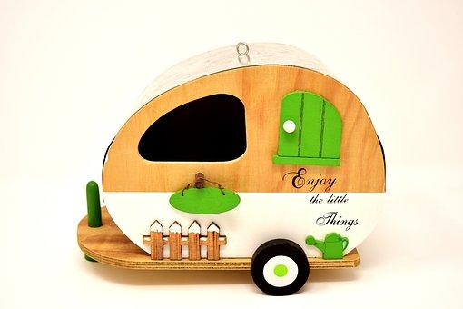 Enjoy The Little Things, Caravan, Funny, Travel