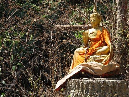 Chiang Mai, Ganesha, Thailand, Ganeša, Buddhist Temple