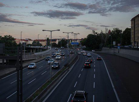 Road, Transport System, Traffic, Highway, Drive