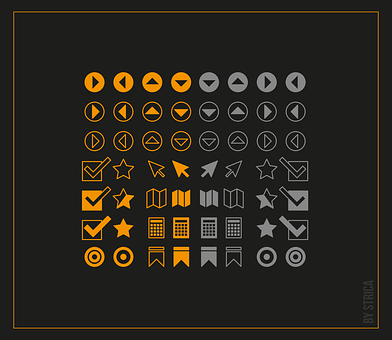 Icons, Icon, Vector, Graphics, Illustration, Sign