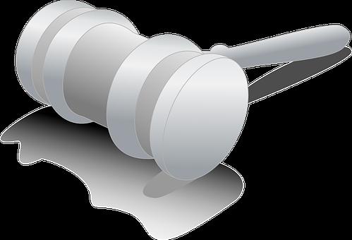 Gavel, Hammer, Judge, Justice, Court, Law, Legal