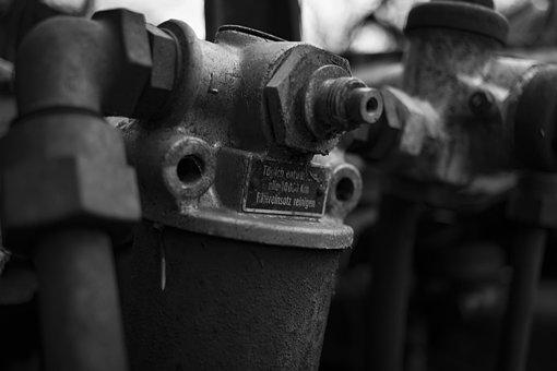 Industry, Machine, Technology, Old Machine, Old, Steel