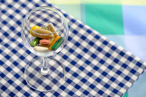 Pills, Tablets, Nutrient Additives, Dietary Supplements