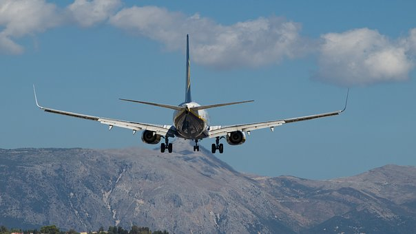 The Plane, Aircraft, Transport, The Earth's Atmosphere