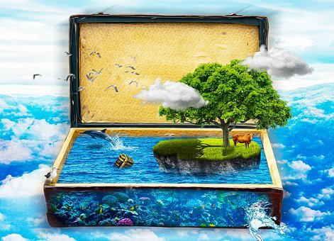 Vacation, Travel, Beach, Summer, Resort, Water, Sea