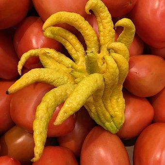 Produce, Zest, Buddha's Hand