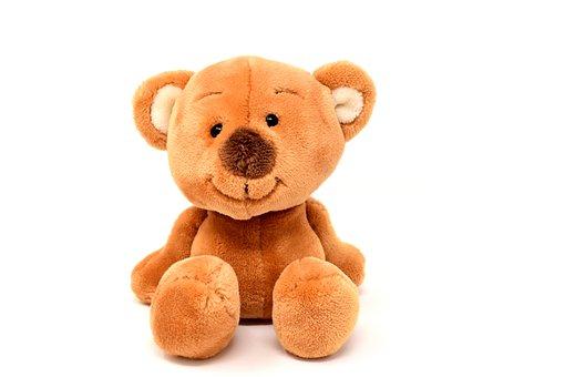 Teddy, Cute, Soft Toy, Animal, Teddy Bear, Plush