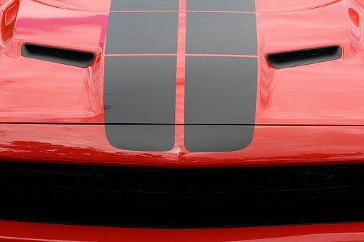 Dodge Rt, Auto, Vehicle, Transport System