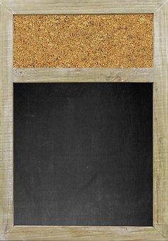 Memo Board, Bulletin Board, Board, Empty, Blank, Frame