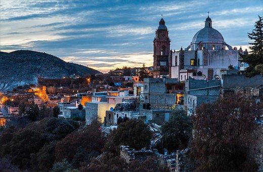 City, Architecture, Travel, Church, Cityscape